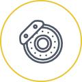 Замена тормозных колодок Рено (Renault)