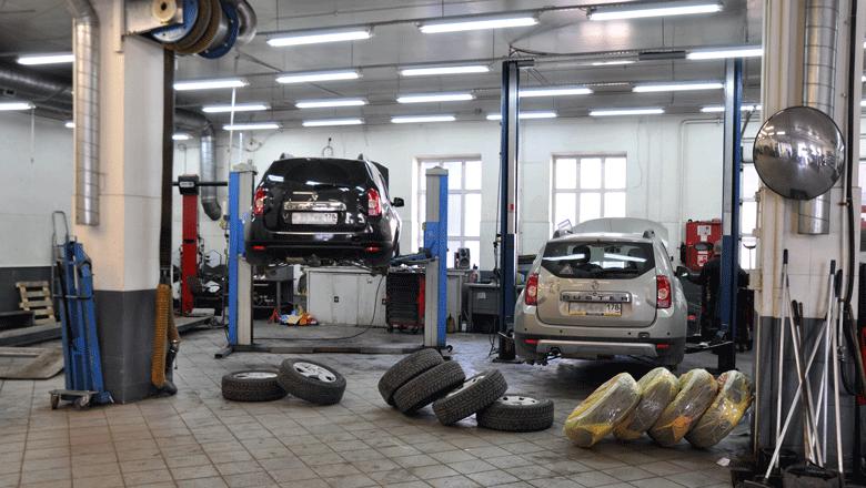 Ремонт и техобслуживание автомобилей Рено