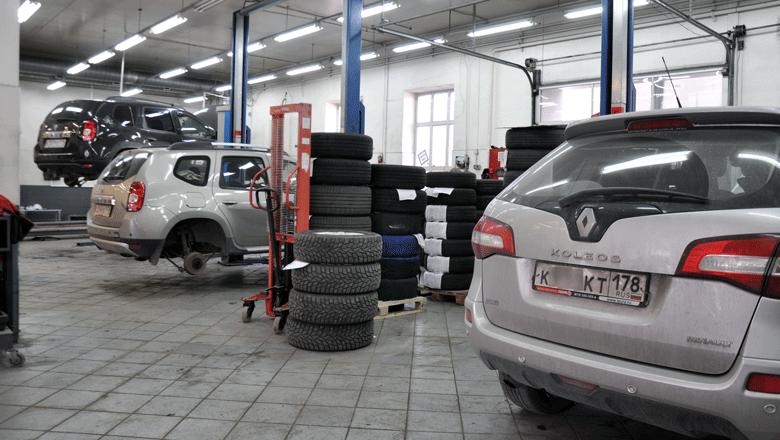 Ремонт и техобслуживание автомобилей Renault